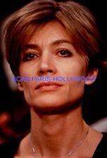 FRANCOISE HARDY 90s DIAPOSITIVE DE PRESSE ORIGINAL VINTAGE SLIDE #6