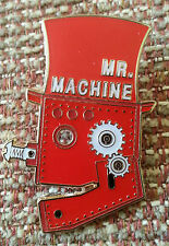 MR. MACHINE LAPEL PIN New