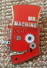 MR. MACHINE LAPEL PIN New