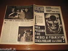 RIVISTA DETECTIVE CRIMEN=1959/5=