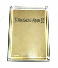 BioWare Dragon Age II Video Game Acrylic Executive Display Piece or Paperweight