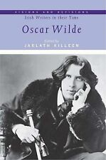 Oscar Wilde (Visions and Revisions: Irish Writers in Their Time)-ExLibrary