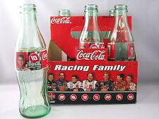 NASCAR Coca Cola Ricky Rudd #10 Racing Family 1999 Bottles 6 pack Soda Pop