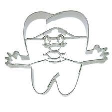 Zahn mit Gesicht,  Austecher/ Ausstechform