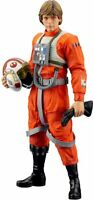 KOTOBUKIYA ARTFX+ Star Wars A New Hope Luke Skywalker X-Wing Pilot 1/10  PVC
