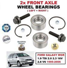 para Ford Galaxy 1.9 TDI 2.0 2.3 16v 2.8 V6 1995-2006 Eje Delantero Rodamientos