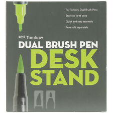Tombow Dual Brush Marker Desk Stand - Empty-Holds 96
