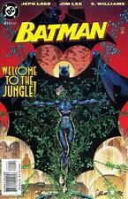 Batman 611 Catwoman Bondage Cover Hush Jim Lee Jeph Loeb Poison Ivy Superman NM
