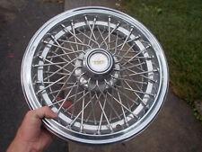 1982-96 Chevrolet Caprice 15 inch wire spoke hubcap wheel cover