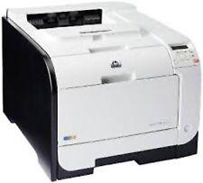 HP LASERJET 400 COLOR M451nw WITH TONERS LOW PAGE COUNT BUNDLE SCHOOL SURPLUS
