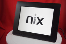 "Nix 8"" Digital Photo Frame X08D With 'Hu-Motion' Motion Detection Sensor- Ref 28"