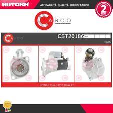 CST20186AS Motorino d'avviamento (MARCA-CASCO)