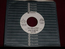 "BOBBY BLAND & B.B. KING ""The Thrill Is Gone"" ABC Impulse 31009 Promo!"