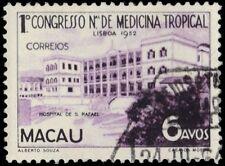 "MACAU 364 (Mi387) - Tropical Medicine Congress ""Sao Rafael Hospital"" (pa79693)"