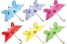 1 Regenschirm Kinderregenschirm Kinder Schirm mit OHREN 50CM Kinderschirm N 156