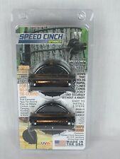 Speed Cinch Spinner game camera tie-downs hunting blind