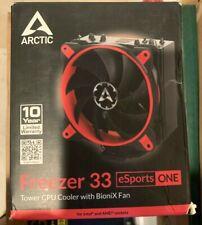 Arctic Freezer 33 Tower CPU Cooler with BioniX Fan