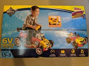 Kids Cool Race Car Ride On Toy Mickey Roadster Racer 6V Battery Power