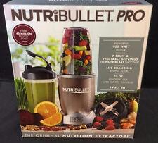 Nutribullet NB90901 900-Watt Nutrition Extraction 9-Piece Mixer/Blender