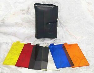 Vivitar Complete Filter Kit Color For Model 283 Flash
