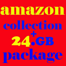 AMAZON affiliate marketing collection ebooks video tutorials+bonus 25 GB