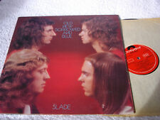 Slade ‎– Old New Borrowed And Blue  Polydor ‎–  2383 261  Vinyl, LP, Album,UK