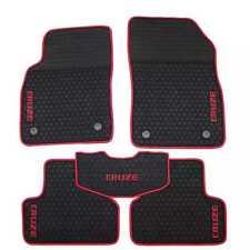 2012 -15 Chevrolet Cruze Floor Mats OEM - Black 23479292 2012 2013 2014 2015