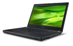 "Acer TravelMate P643-V Laptop 14""i5-3320M@2.60GHz 8GBRAM 128GBSSD HDMI Win10"