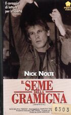 Il Seme della Gramigna (1991) VHS Penta John Hancock Nick Nolte William Forsythe