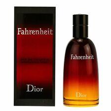 Fahrenheit By Christian Dior For Men. Eau De Toilette Spray 1.7 Ounces