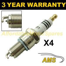 4X doppio Iridium Spark Plugs per Mitsubishi L 400 Space Gear 2.0 16V 1995-2000