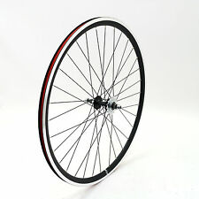 EighthInch Amelia Track 700c Rear Wheel // Fixed Gear/Single Speed // Black