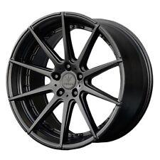 20X10 20X11 5X120 VERDE V20 ISIGNIA SATIN BLACK Made for BMW Chevy Honda Camaro