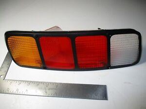 PORSCHE 928 NEW GENUINE PORSCHE TAIL LIGHT LENS LEFT 78 TO 86 928 FOR USA CARS