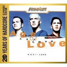 SCOOTER - AGE OF LOVE: 20 YEARS OF HARDCORE 2 CD DISCO DANCE TECHNO NEU