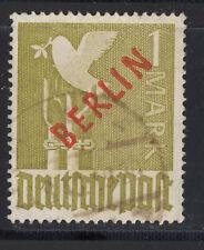 BERLIN 33 ( RA 1 MARK ) SAUBERER RUNDSTEMPEL