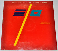 Philippines ELECTRIC LIGHT ORCHESTRA Balance Of Power LP Record