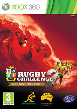 Xbox 360 - Rugby Challenge 2 - The Lions Tour Edition(Xbox 360)