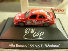 1/87 Herpa Alfa Romeo 155 V6 TI STW Cup #36 Modena 037150