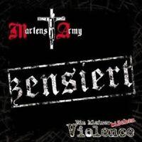 MARTENS ARMY - EIN KLEINES BISSCHEN VIOLENCE  CD PUNK INTERNATIONAL NEU