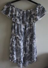 Ladies/Teen VICTORA SECRET off-Shoulder Dress sz M (8-10) EC