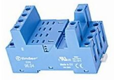 Finder OPEN TERMINAL BASE SOCKET 48.2x43.3x82.5mm For 56.34 & 99-01 LED Modules