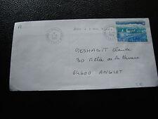 TAAF - enveloppe 1/1/1984 (cy54)