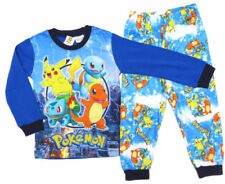 Pokémon Sleepwear Pajama Sets for Boys