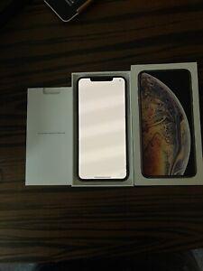 Apple iPhone XS Max - 256GB - Gold (Unlocked) A1921 (CDMA + GSM)