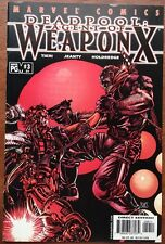 DEADPOOL AGENT OF WEAPON X #3 AKA #59 MARVEL COMICS FIRST PRINTING!! NM!