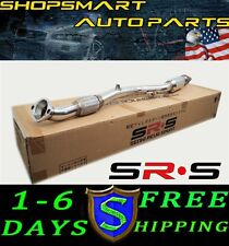 SR*S 02-06 SENTRA 2.5L SER SPEC V STAINLESS EXHAUST DOWNPIPE FOR HEADER