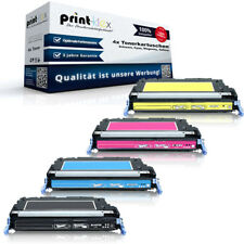 Tonerkartuschen für HP Color LaserJet CP3505X 501A 502A Sparset