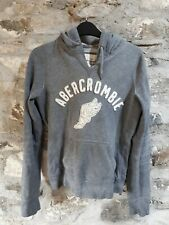 Abercrombie & Fitch Grey Women's Size Small Hoodie