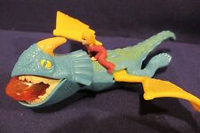 2010 How to Train Your Dragon Deadly Nadder/Astrid #3 McDonald'sHappyMeal Figure